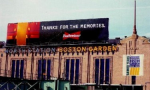 Boston Garden right before it's tear down