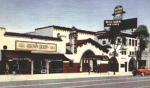Brown Derby Hollywood 1950's