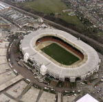 Wembley Stadium Aerial