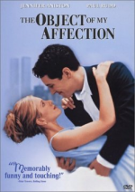 Object of My Affections Movie Poster
