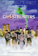 Ghostbusters Video Cover