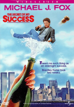 Secret of My Success Movie Poster